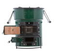 2 Door Rocket Stove