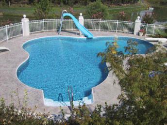 Lagoon In Ground Swimming Pool Poolkits Com