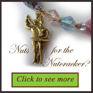 Nutcracker Jewelry | Nutcracker Charm Bracelet