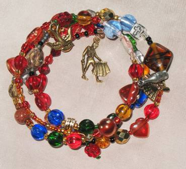 Carmen Opera Bracelet