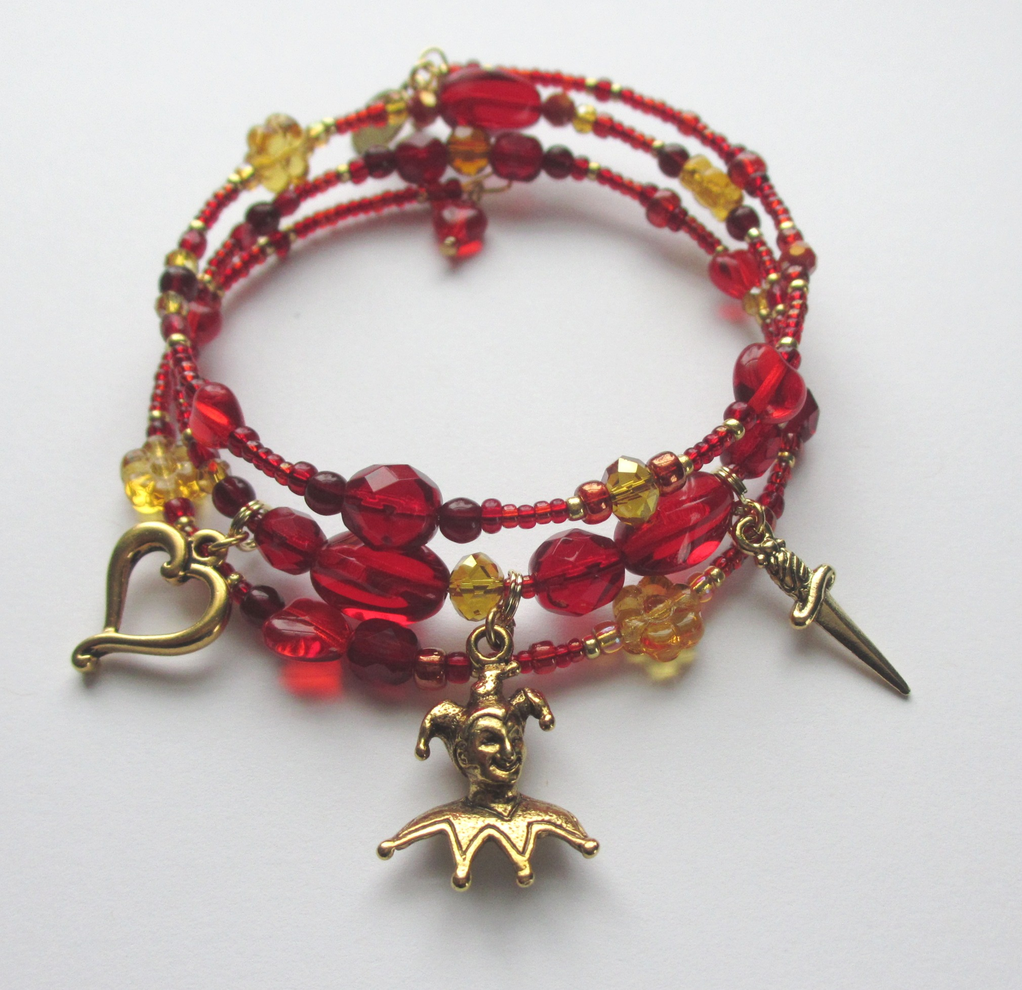 Inspired by… Rigoletto- The Gilda's Destiny Bracelet