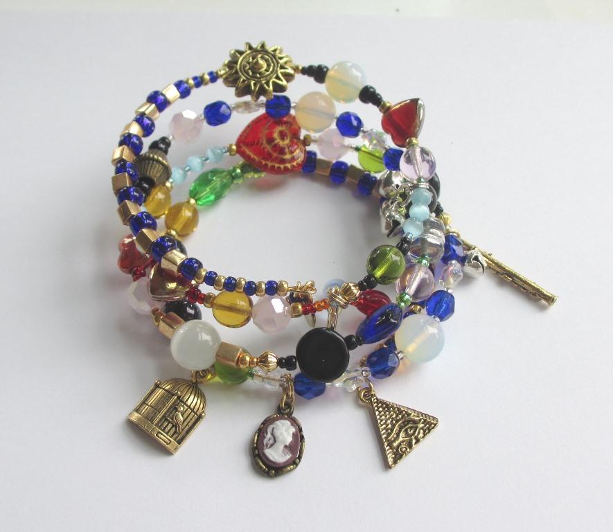 Magic Flute Opera Bracelet