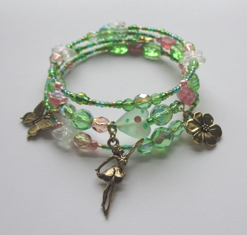 Inspired by… Parsifal - The Flower Maidens Bracelet.