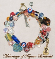 Marriage of Figaro Opera Bracelet