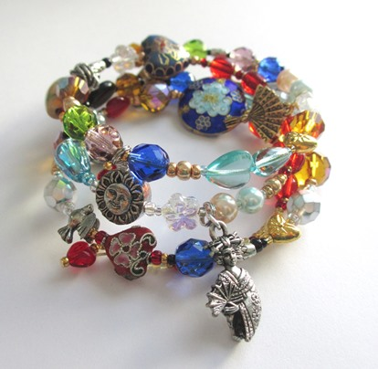 The Mikado Opera Bracelet