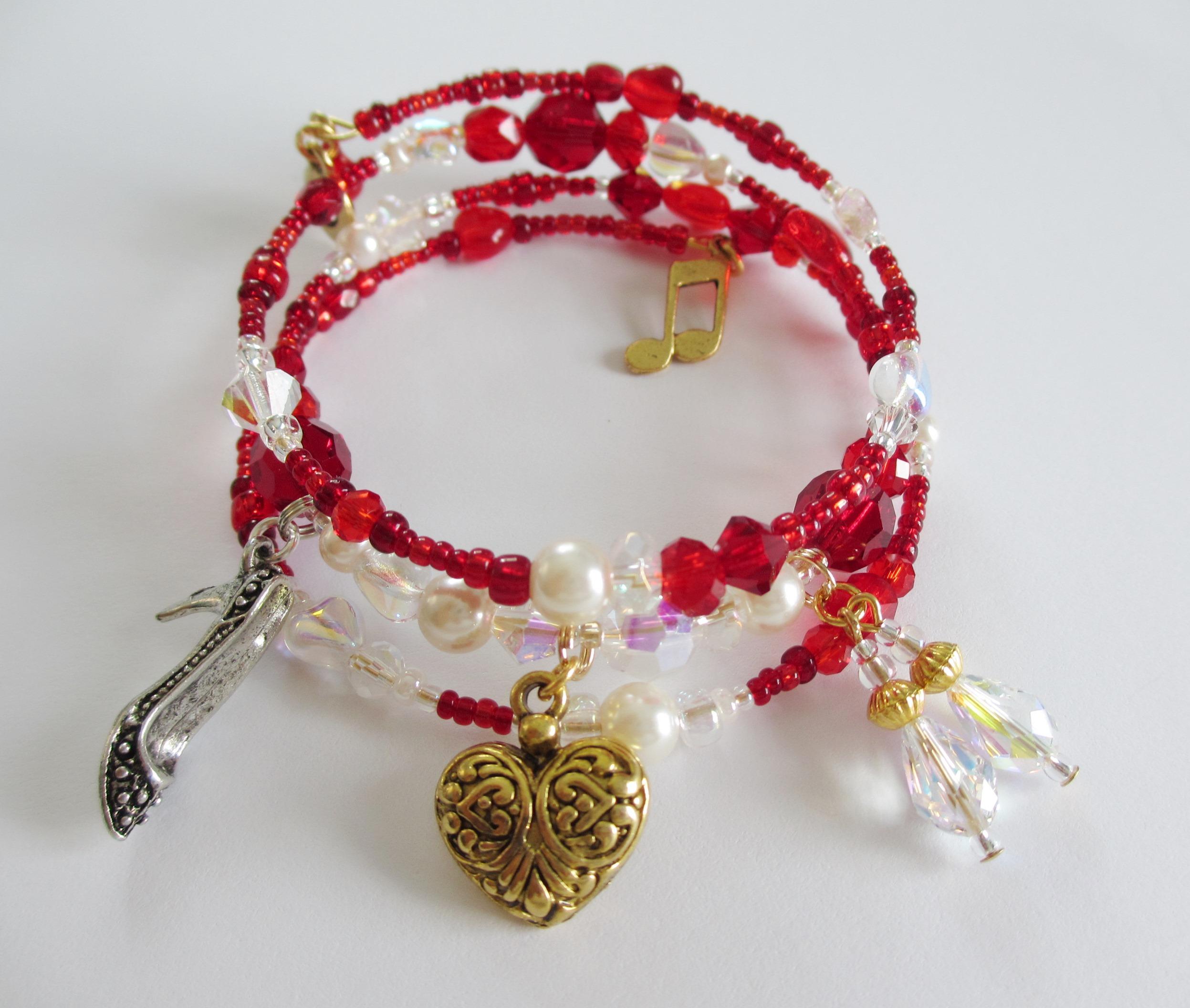 Musetta's Waltz Bracelet