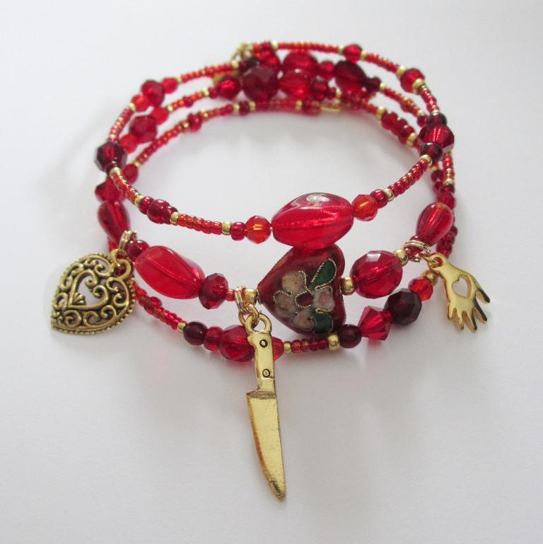 Tosca's Kiss Bracelet