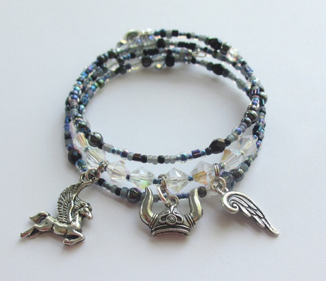 Opera bracelets ride of the valkyries walkure wagner for Ride or die jewelry