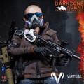 VTS Toys VM-019 The Darkzone Agent Tracy