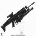 4D Model FN SCAR Rifle with EGLM (Enhanced Grenade Launcher Module)