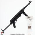 4D Model German WWII MP40 Submachine Gun