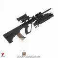 Armoury Steyr AUG w/ M203 Grenade Launcher & Elcan Sight (Black)