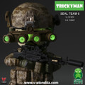 FigureBase Trickyman TM002 SEAL Team 6 Gunner