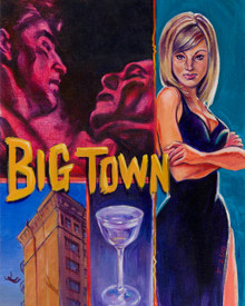 Big Town - Poster