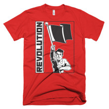 Revolution - Short sleeve men's t-shirt