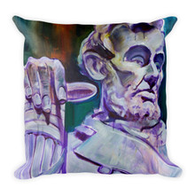 Abraham Lincoln - Pillow