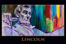 Abraham Lincoln - Poster