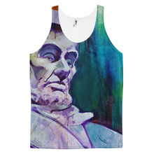 Abraham Lincoln - Classic fit tank top (unisex)