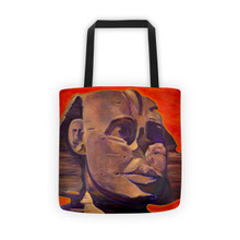 The Silent Sphinx - All Over Tote bag