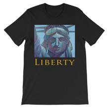 America1: Liberty - Unisex short sleeve t-shirt