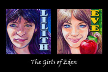 The Girls of Eden - Poster