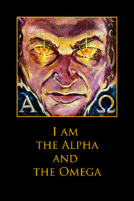 Revelation: I Am The Alpha and The Omega - Poster