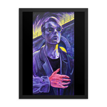 Red Right Hand - Framed poster
