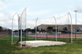 Gill Steel Discus Cage 6 Pole High School
