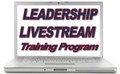 Leadership Livestream Training Program - All 4 Livestreams