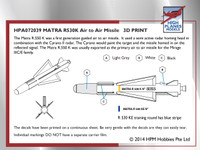 High Planes Matra R.530K Missile Accessories 1:72