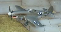 Pegasus XP-40Q Warhawk Kit 1:72