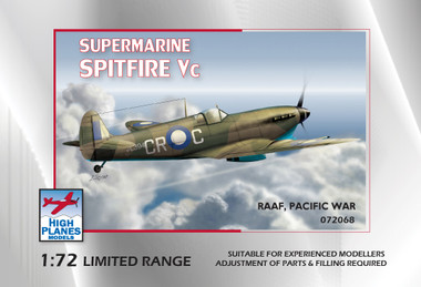 High Planes VS Spitfire Vc RAAF
