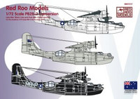 Red Roo Models Catalina PB2B-2 Conversion Accessories 1:72