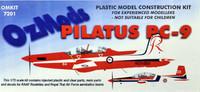 OzMods Scale Models 1/72 Pilatus PC-9 Kit 1:72