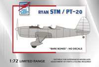 High Planes Ryan STM / PT-20 BARE BONES Kit
