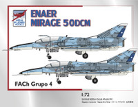 High Planes ENAER Mirage 50DCM Pantera D Kit 1:72