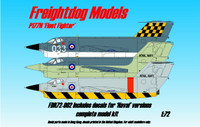 "Freightdog Saundersa-Roe P177N ""Fleet Fighter"" resin kit 1:72"