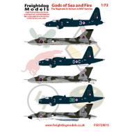 Freightdog 'Gods of Sea and Fire' Vulcan & Neptune Decals 1:72