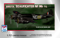 High Planes Bristol Beaufighter IF Night Fighter