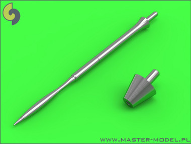 Master Models Dassault Mirage III - Pitot Tube (with adapter for Italeri kit) Accessories 1:32