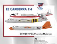 High Planes EE Canberra T4 RAF