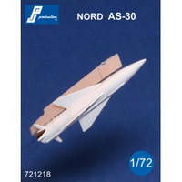 NORD AS-30 missile + pylon(dtbu with Mirage IIIE)