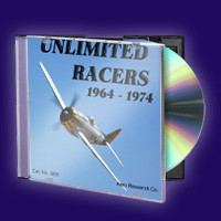 Aero Research Photo CD Unlimited Racers 1964-1974 (AR3001)