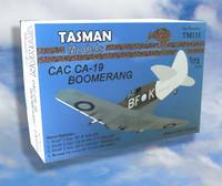 Tasman CAC CA-13 Boomerang Kit 1:48 (TM111)