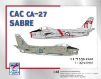 High Planes CAC 'Avon' Sabre