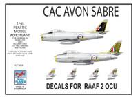 High Planes CAC Avon Sabre
