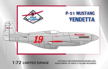 High Planes Mustang Racer Learstang Vendetta