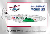High Planes Racer P-51 World Jet