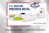 "High Planes North American Griffon Mustang Racer ""Precious Metal"" Lake Air 1992"