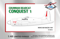 High Planes Racer Bearcat Conquest 1